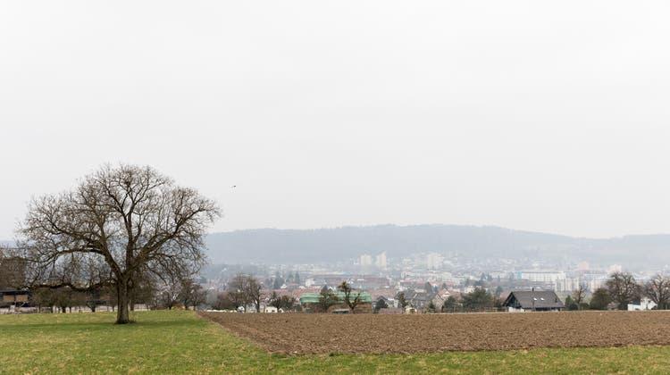 Zwischen Dorf und Stadt: Regensdorf im Kanton Zürich. (Severin Bigler / LTA)