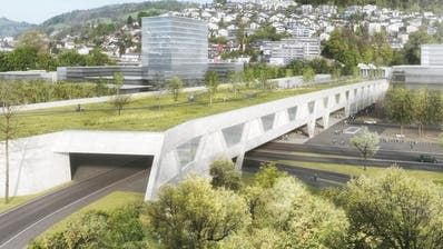 Bypass Luzern:Ein Jahrhundertprojekt nimmt Formen an – die Übersicht auf der interaktiven Karte