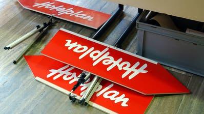 Hotelplan entlässt fast 20 Prozent seiner Belegschaft. In der Schweiz sind 170 Arbeitsplätze betroffen. (Steffen Schmidt / KEYSTONE)