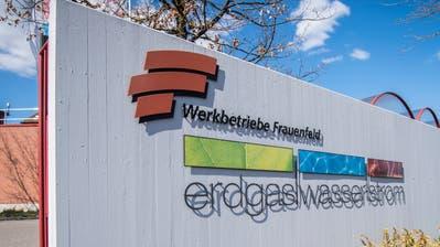 Der Eingangsbereich der Werkbetriebe Frauenfeld. ((Bild: Reto Martin))