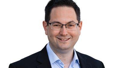 Peter Locher kandidiert für die SVP Rorschacherberg.