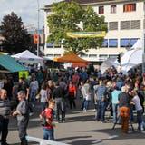 Am Herbstmarkt in Uzwil finden sich järhlich rund 20'000 Personen ein. (Bild: PD)