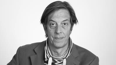 Kolumnist Pedro Lenz (Alex Spichale / KUL)