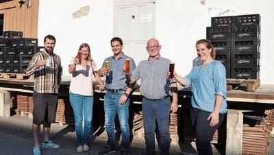Brauerei St.Johann sichert ihre Zukunft mit neuem Braumeister und Geschäftsleiter