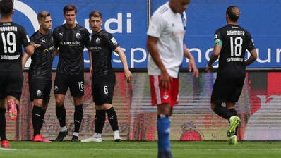 Heidenheim fordert Werder Bremen in der Barrage