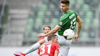 Die Espen besiegen FC Thun mit 3:2 und bleiben weiterhin auf Meisterkurs