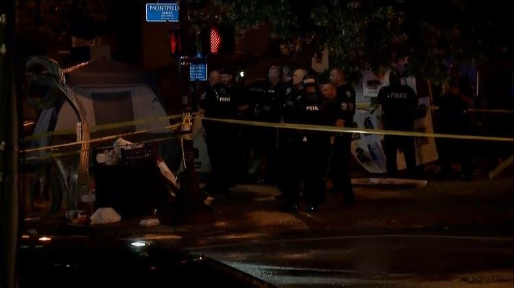 Kentucky (USA): Schiesserei bei Demonstration in Louisville fordert einen Toten