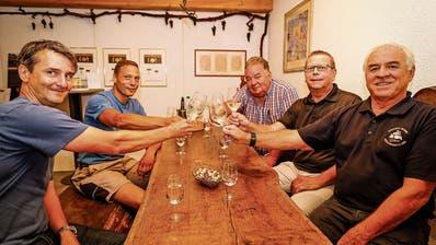 Schlechter Lohn für einenKnochenjob: Ostschweizer Winzer appellieren an die Solidarität und rufen dazu auf,heimischen Wein zu trinken
