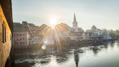 Das Städtchen Diessenhofen. (Bild: Andrea Stalder)
