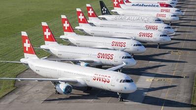 Swiss mit Umsatzeinbruch und Verlust wegen Coronapandemie