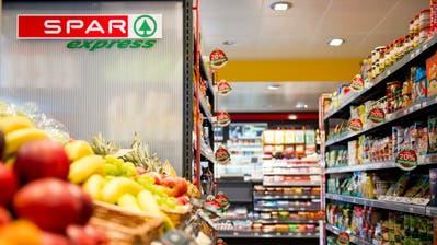 Spar Express sind kleinere Spar-Läden, häufig an Tankstellen. (Bild: PD)