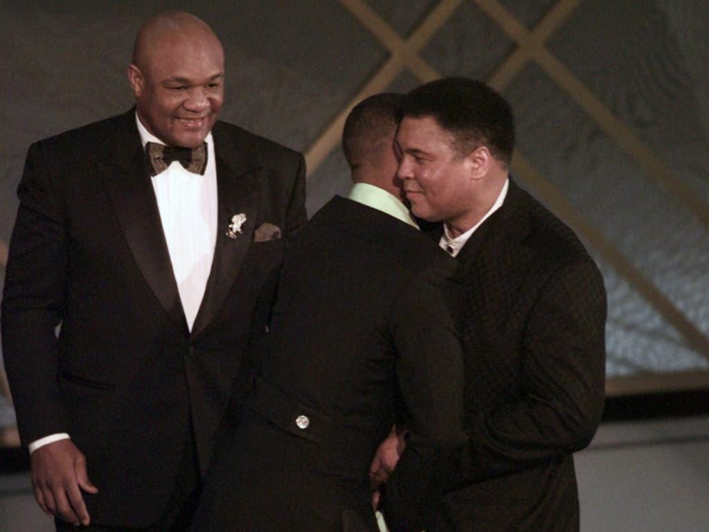 Muhammad Ali (rechts) gilt als «der Grösste aller Zeiten»