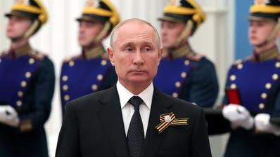 Wladimir Putin: Wegen seiner Verfassungsreform kann er noch lange in Russland regieren. (Mikhail Klimentyev / TASS)