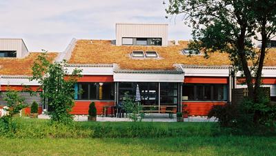 Das Internatsgebäude in Malters. (Bild: PD)
