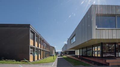 Die Schulanlage Gersag ist wegen ihrer zentralen Lage einer der wichtigsten Schulstandorte Emmens. (Bild: Pius Amrein (Emmenbrücke, 30. Juni 2020))