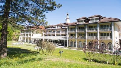 Hotel Hof Weissbad. (Bild: Urs Jaudas)