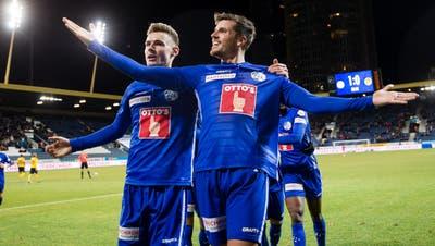 FCL-Präsident Studhalter zählt auf die Unterstützung der Fans. (Bild: Philipp Schmidli (Swissporarena, 17 April 2020))