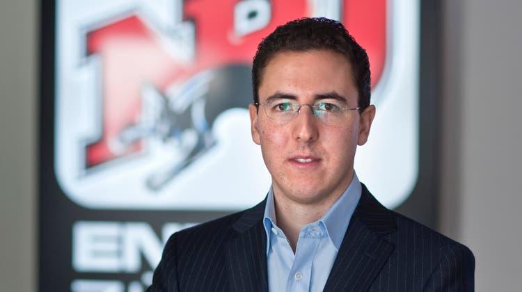 Verlässt die Schweizer Radiosendergruppe Energy: Dani Büchi. (Keystone)