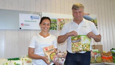Dank kurzen Wegen Food Waste vermeiden: Warum Verdunova-Gründer Beni Dürr auf inländisches Gemüse setzt und so zum Schweizer Marktführer wurde