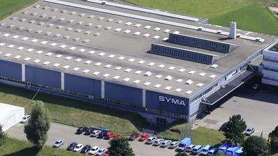 Die Syma-System AG in Kirchberg verfügt über genügend Liquidität, um eine längere Durststrecke durchzuhalten. (Bild: PD)