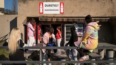 Kein Job, kein Zuhause: Sexarbeiterinnen während der Coronakrise. (Bild: Dominic Nahr / MAPS)