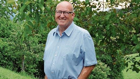 Nach Heiden lockt nun Spanien: Alfons Rutz, Betriebsleiter des Betreuungs-Zentrums Heiden, wandert aus