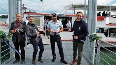 Leinen los mit Schutzvisieren: Wie die Schweizerische Schifffahrtsgesellschaft Untersee und Rheinihren Betrieb wieder aufgenommen hat