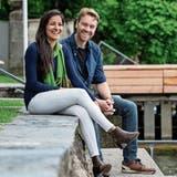 Neu in Zug: Siehaben sich in See und Berge verliebt