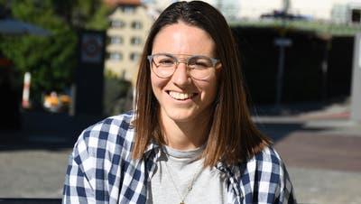 Amateur auf dem Papier, Profi im Herzen: Die 28-jährige Patricia Willi. (Bild: Reto Voneschen (8. Juni 2020))