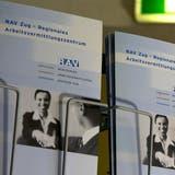 Regionales Arbeitsvermittlungszentrum (RAV) Zug öffnet schrittweise