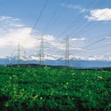 Symolbild: Strommasten der CKW. (Bild: PD)