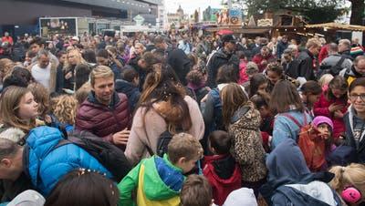 Nach Absage der Basler Herbstmesse – wird nun auch die Lozärner Määs gestrichen?