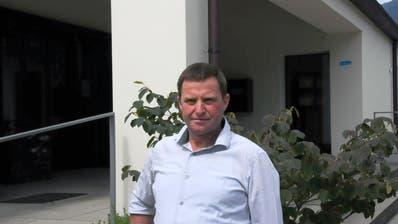 Der ehemalige Kernser Gemeindepräsident André Windlin ist neuer Präsident der FDP Obwalden. (Philipp Unterschütz (Kerns, 1.Juli 2020))