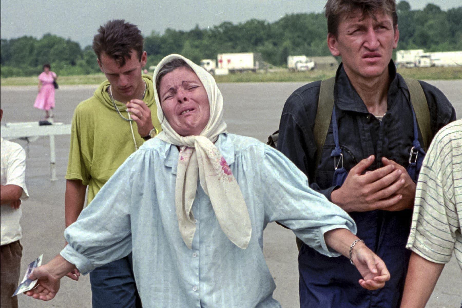 Da Massaker von Srebrenica gilt als schlimmstes Kriegsverbrechen in Europa seit dem Ende des Zweiten Weltkriegs.
