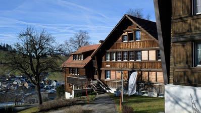 Im Kinderdorf in Trogen befinden sich momentan keine Kinder und Jugendlichen. Frühestens Mitte August sollen Austauschprojekte wieder möglich sein. (Bild: Gian Ehrenzeller / KEYSTONE)