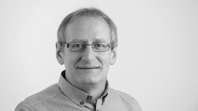 Thomas Schwizer, Chefredaktor «Werdenberger und Obertoggenburger». (Bild: Urs Bucher)