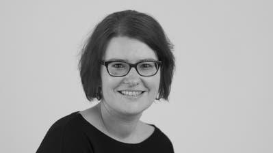 Patricia Loher, Ressortleiterin Sport (Hanspeter Schiess)