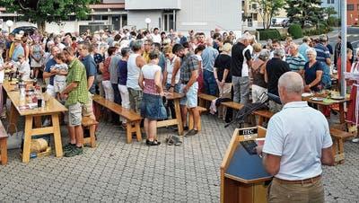 1.-August-Feiern im Kanton Zug einmal anders