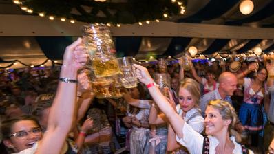 Das Lozärner Oktoberfest findet dieses Jahr nicht statt