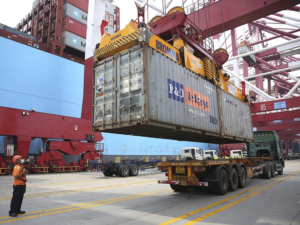 Erstmals seit Beginn der Corona-Pandemie ist Chinas Wirtschaft wieder gewachsen.