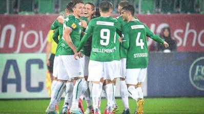 Der Ticker zum Nachlesen: St.Gallen siegt mit 4:1 gegen den FC Luzern