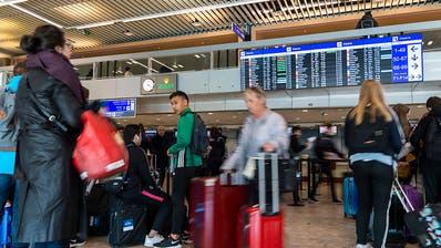 BAG überprüft Passagierlisten auf Einhaltung der Quarantänepflicht
