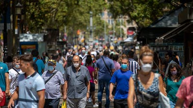 Barcelona: Corona-Schutzregeln wegen Neuausbrüchen verschärft
