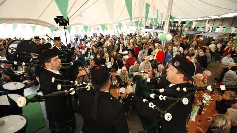 Auch das Steinhauser Dorffest wird in diesem Jahr nicht stattfinden. (Bild: Christof Borner-Keller)