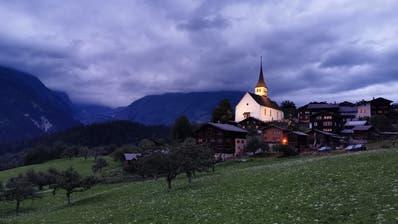Die Kirche Ernen ist ein Konzertort mit besonderer Atmosphäre. (bez)