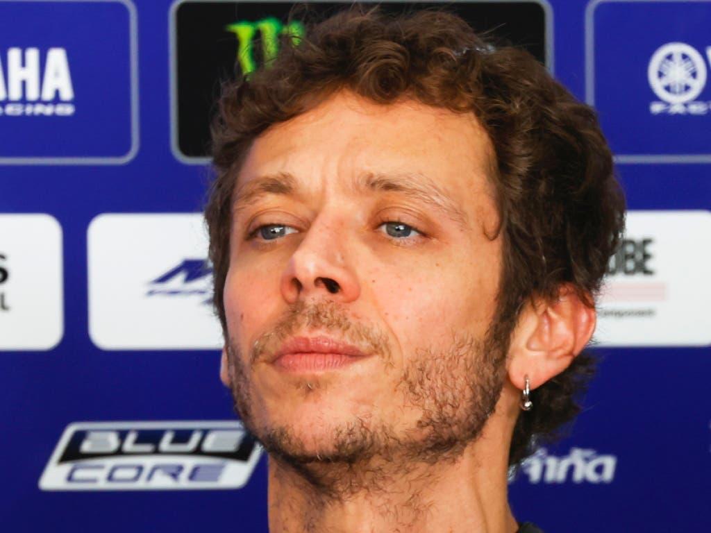 Marquez könnte mit seinem siebten WM-Titel zu Superstar Valentino Rossi aufschliessen, der seit drei Jahren auf einen Rennsieg wartet