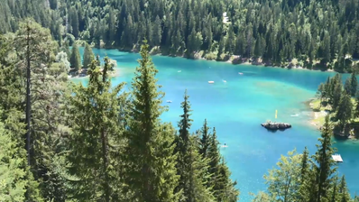 Overtourism: Flims beschränkt Caumasee auf 2'000 Plätze