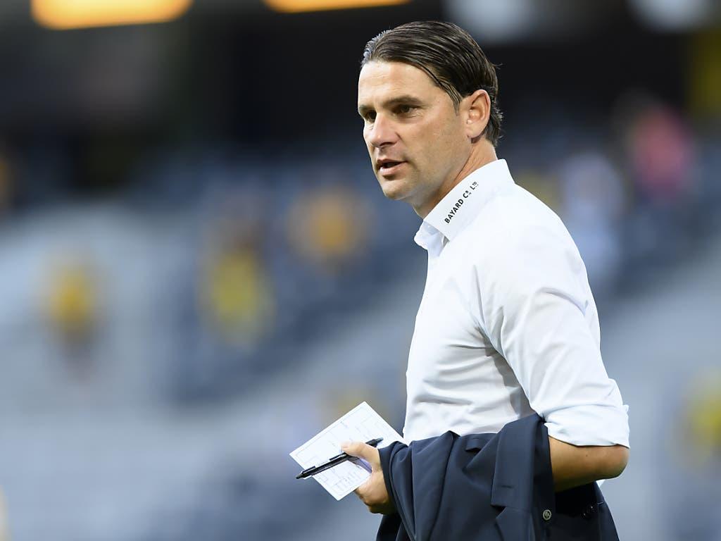 Kann Gerardo Seoane seine Leute das Siegen in Auswärtsspiele noch rechtzeitig wieder lehren?