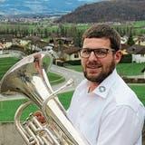 Ein Fest für neue Uniformen des Musikvereins Eichberg