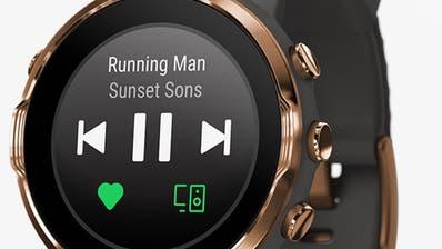 Die Suunto 9 Smartwatch von Suunto. (Bild: zvg)